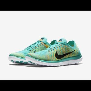 online retailer b6f84 27b94 Men Nike Shoes Flyknit 4.0 on Poshmark